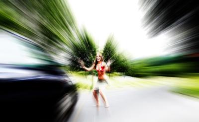 Fußgängerunfälle, Klärung durch Unfallgutachter